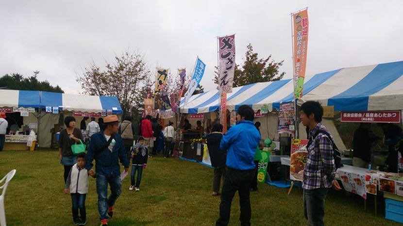 麺と食のフェスティバル